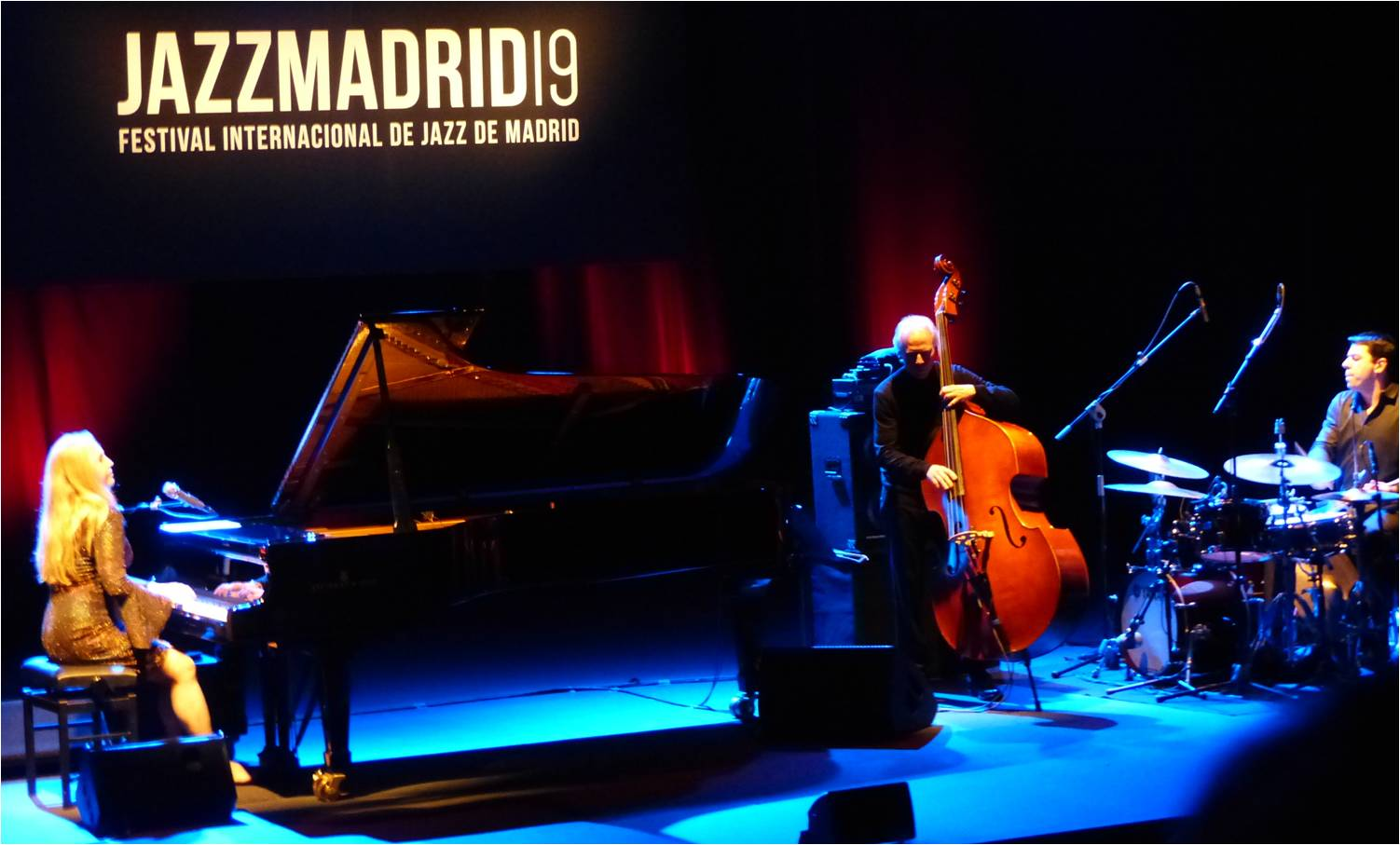 Eliane Elias Madrid
